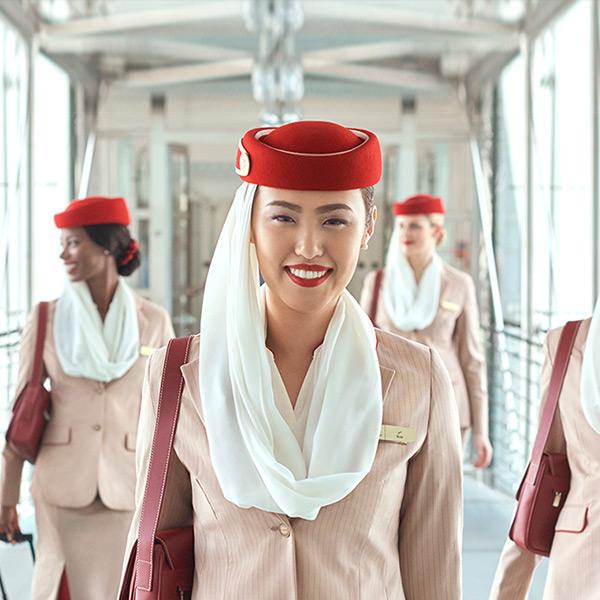 Emirates Cabin Crew Service App