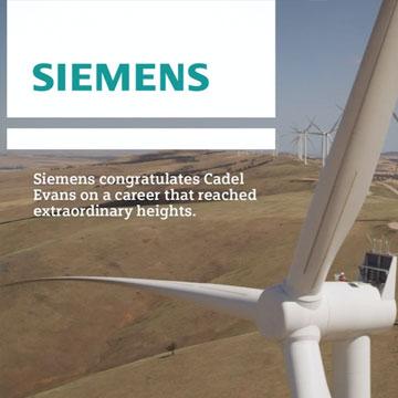Siemens Cadel Evans TVC