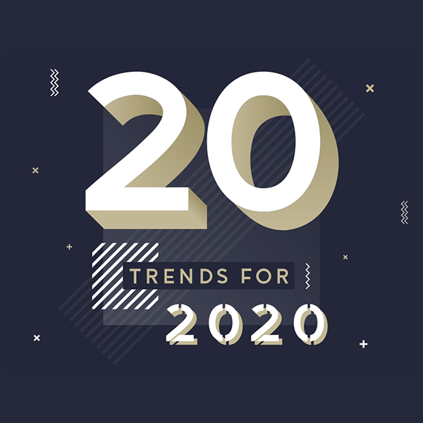 PENSO 20 Trends for 2020