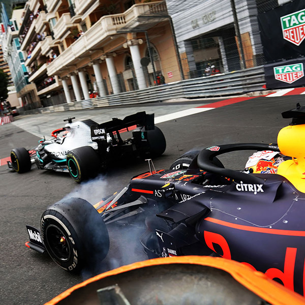 Formula 1's Digital Business Strategy to Survive COVID-19 [Video]